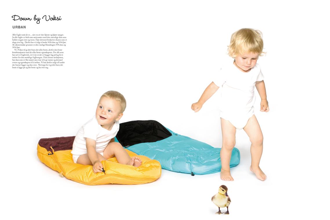 Omslag för BeSafe katalog 2009/2010, bild 2/5.